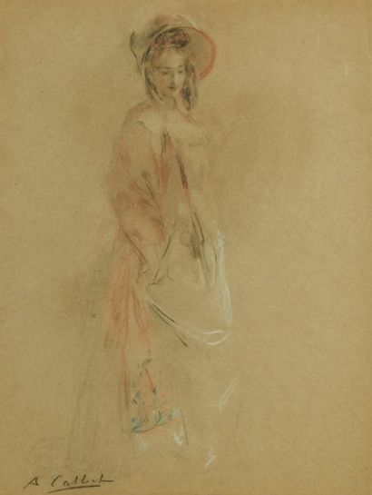 Antoine CALBET (Engayrac 1860 - Paris 1944)