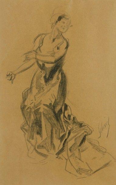 Jules CHERET (Paris 1836 - Nice 1932)
