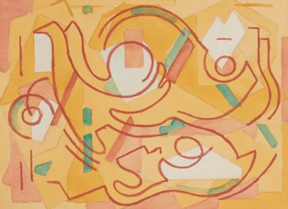 Albert COSTE (Marseille 1895 - 1985)  Compositions...