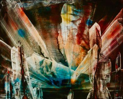 Lucienne BERTHON (1926 - Paris 2012)  Le...