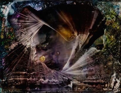 Lucienne BERTHON  L'ascension de l'astre...