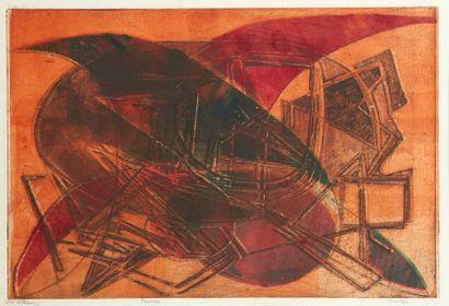 Nina NEGRI (Argentine 1901- Paris 1981)  Capricorne...