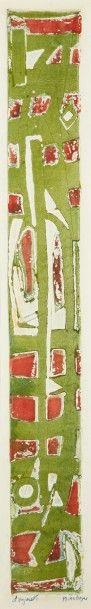 Nina NEGRI (Argentine 1901- Paris 1981)  Longuet...