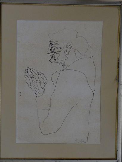 Manolo RUIZ - PIPO (Grenade 1929 - Agen 1998)...
