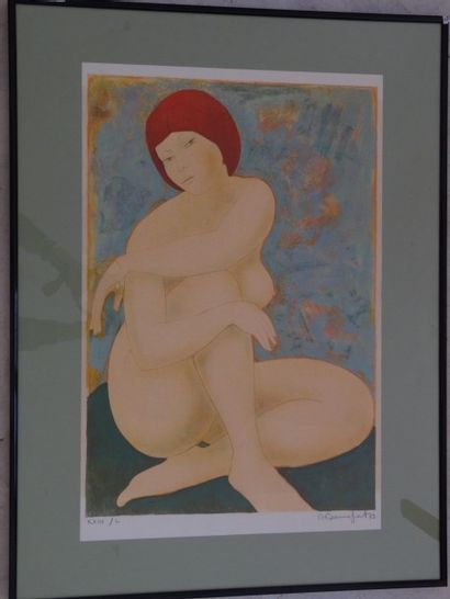Alain BONNEFOIT (Paris 1937)  Composition...