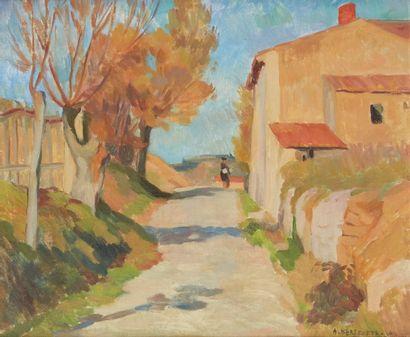 Albert COSTE (Marseille 1895 - 1985)  Le...