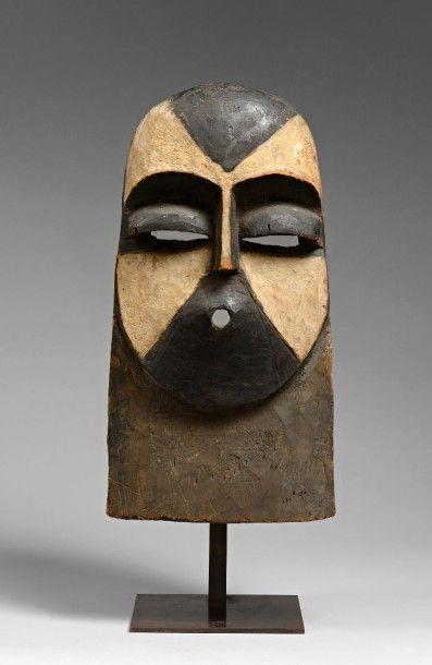Masque de danse Culture Galoa, Gabon