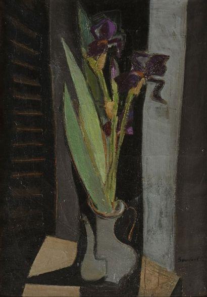 Jean SOUVERBIE (Boulogne -Billancourt 1891...
