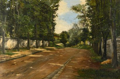 Abel TRUCHET (Versailles 1857 - Auxerre 1918)...