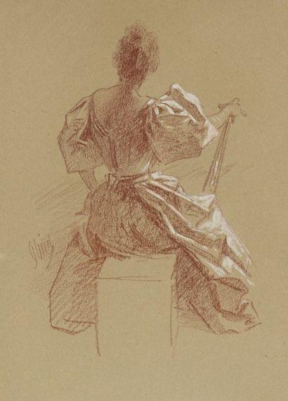 JULES CHERET (PARIS 1836- NICE 1932)