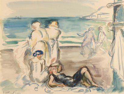 Achille Emile Othon FRIESZ (Le Havre 1879...