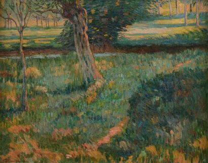 Armand GUILLAUMIN (Paris 1841-Orly 1927)...