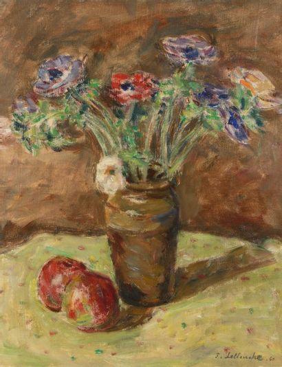 Jules LELLOUCHE (Monastir 1903 - Paris 1963)...