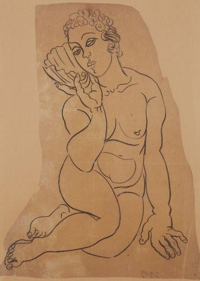 Raoul DUFY (Le Havre 1877- Forcalquier 1953)...