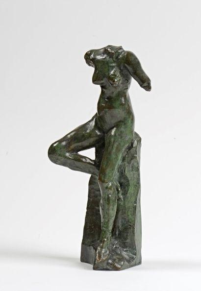 Auguste RODIN (Paris 1840 - Meudon 1917)...