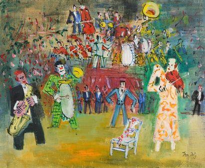 Jean DUFY (Havre 1888- Boussay 1964)  Le...
