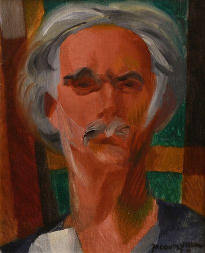 Jacques VILLON (Damville 1875 - Puteaux 1963)...