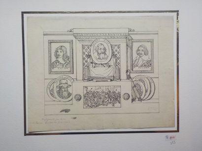 Clément Pierre MARILLIER (Dijon 1740 – Melun...