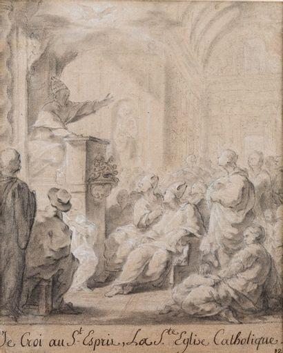 Jacques de SEVE (actif à Paris de 1742 à...