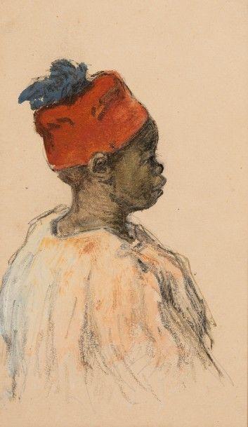 Victor EECKHOUT (Anvers 1821 – 1879)  Un...