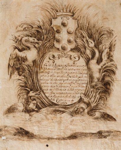 Attribué à Stefano della BELLA (Florence...