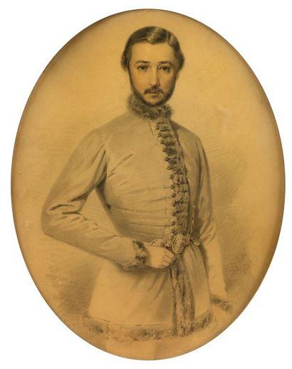 Ludwig PIETSCH (Dantzig 1824 – 1911 Berlin)...