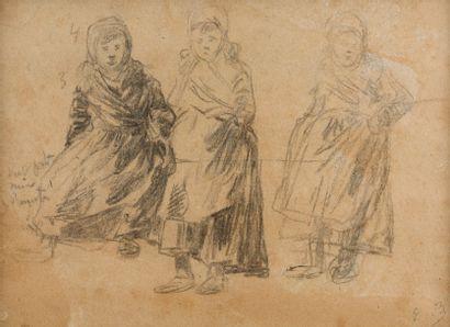 Eugène BOUDIN (Honfleur 1824 – Deauville...