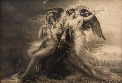 Alexis MIREMONT (actif au XIXème siècle à...