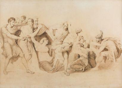 Charles-Etienne LE GUAY (Sèvres 1762 - Paris...