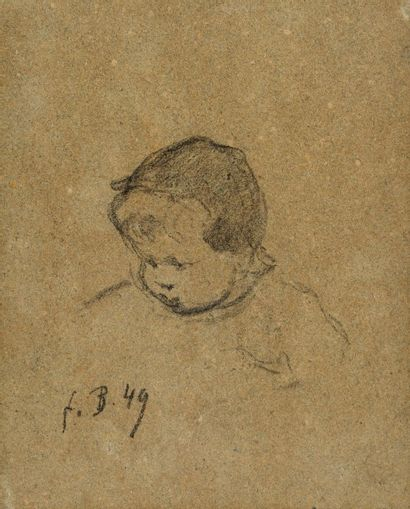 François BONVIN (Vaugirard 1817 - Saint Germain...