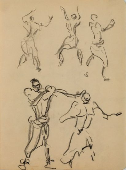 Florent Joseph Fernand ALLARD dit Fernand Allard l'Olivier (Tournai 1883 – Yanonge...