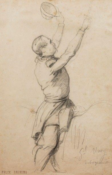 Félix-Joseph BARRIAS (Paris 1822 - 1907)...