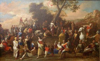 Scipione COMPAGNO  ( ? vers 1624 - ? 1680)...