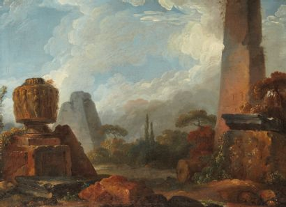 Attribué à Jean Nicolas SERVANDONI (1695...