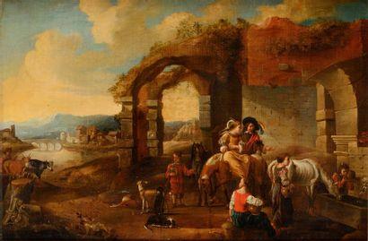 Attribué à Frans SOOLMAKER (1635 - après...