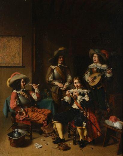 Louis Joseph GRISEE (1822 - ?)  Compagnie...