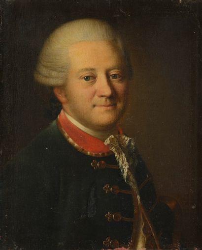 Friedrich Georg WEITSCH  (Brunswick 1758...