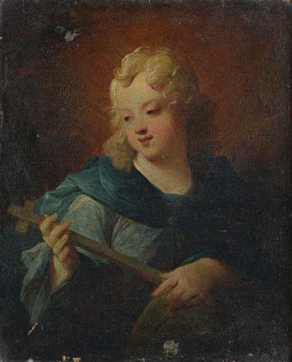 Ecole FRANCAISE du XVIII ème siècle  Portrait...