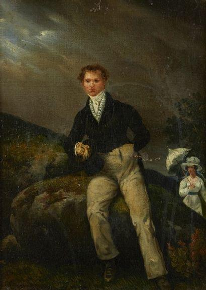 Michel Martin DROLLING  (Paris 1789 - 1851)...