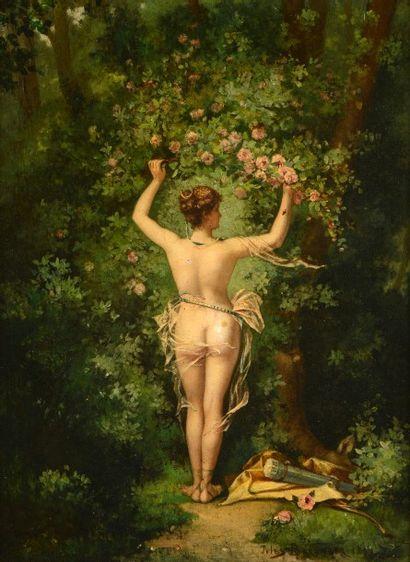 Jules BERANGER (Actif au XIX ème siècle)...