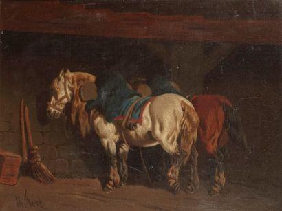 Théodore FORT (Actif en France au XIXème...