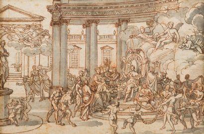 Sébastien LECLERC dit l'Ancien (Metz 1637...