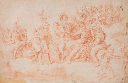 Atelier de Polidoro Caldara dit Polidoro da CARAVAGGIO (Caravaggio 1499 - Messine...
