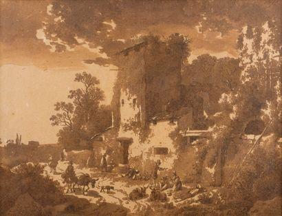 Johann Christian KLENGEL (Kesselsdorf 1751...