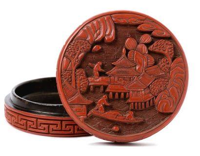 Chine, fin XVIIe - début XVIIIe siècle