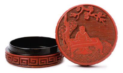 Chine, époque Ming, XVIIe siècle