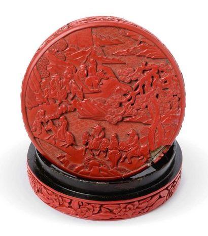 Chine, marque et époque Wanli (1573-1619)