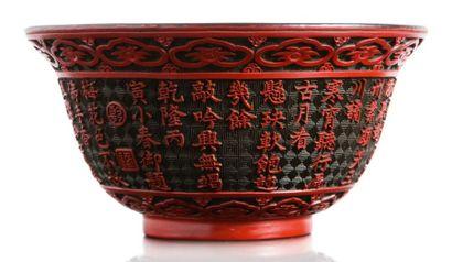 Chine, Marque et époque Qianlong (1735-1796)