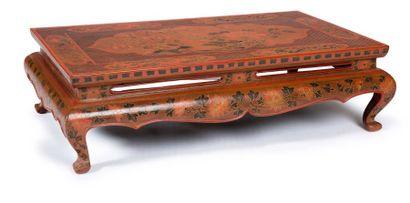 Chine, époque Kangxi, XVIIIe siècle