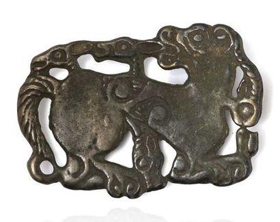 Culture de l'Ordos, période Han, IIIe-Ier...